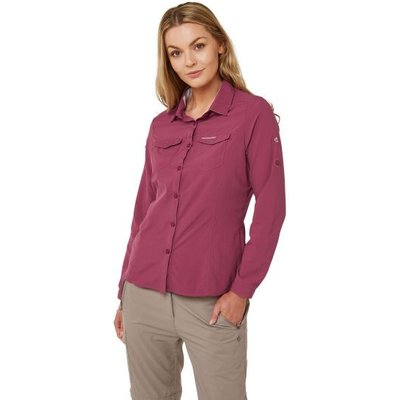 NosiLife Adventure II Long-Sleeved Shirt - Amalfi Rose