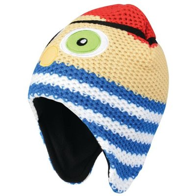 Kids Look Out II Beanie Hat Code Red