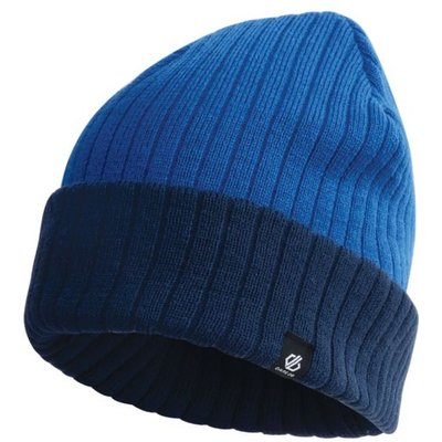 Men's On The Ball Beanie Hat Oxford Blue