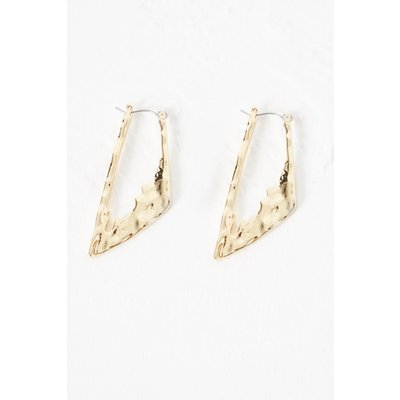 Squiggle Earrings - gold
