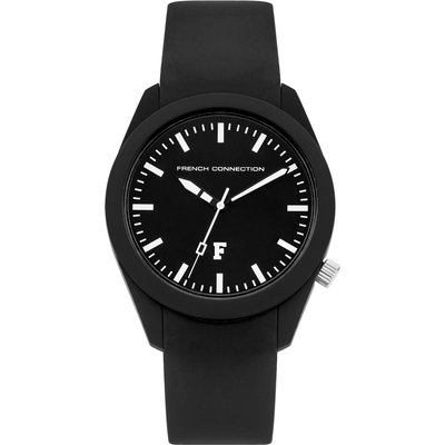 Silicone Watch - black