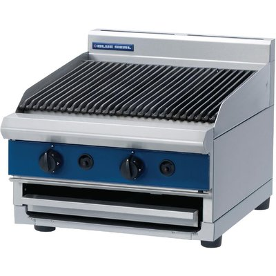 Blue Seal Countertop Chargrill LPG G594 B - 5053661169413
