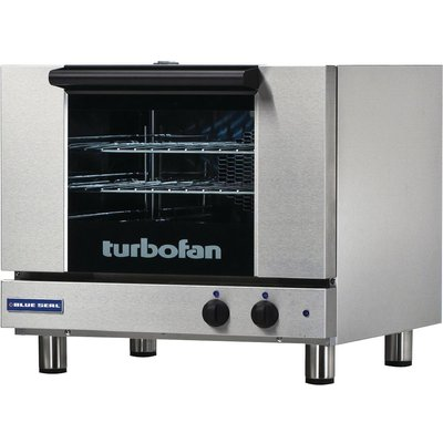 Blue Seal Turbofan Electric Convection Oven E22M3 - 5053661097112