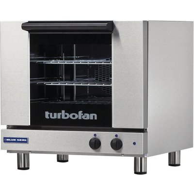 Blue Seal Turbofan Electric Convection Oven E23M3 - 5055673834471