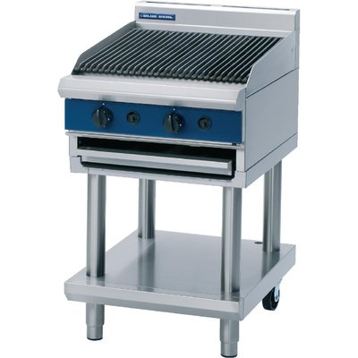 Blue Seal Natural Gas Barbecue Grill G59 4 NAT - 5053661047308