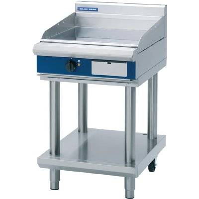 Blue Seal Evolution Chrome Griddle with Leg Stand Electric 600mm EP514 LS - 5053661047469