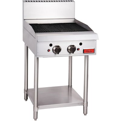 Thor Natural Gas Freestanding 2 Burner Chargrill - 5050984387104