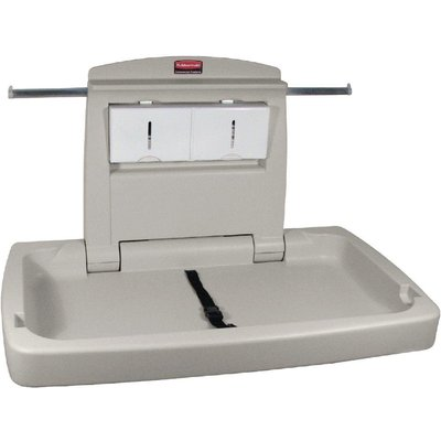 Rubbermaid Commercial Baby Changing Unit Horizontal