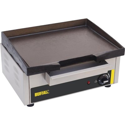 Buffalo Countertop Electric Griddle 385x 280mm - 5050984031717