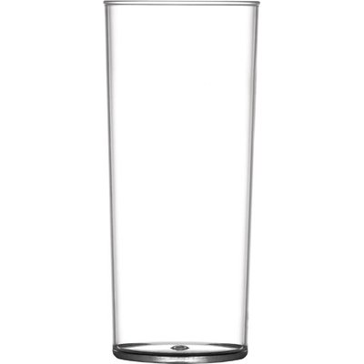 BBP Polycarbonate Hi Ball Glasses 340ml CE Marked (Pack of 48) Pack of 48