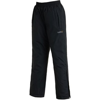 Kids Padded Chandler Breathable Waterproof Overtrousers - Black