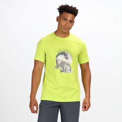 Men's Fingal IV T-Shirt - Lime Punch