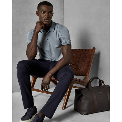 TED BAKER Weiches Oxford-polohemd