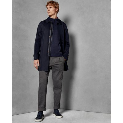 TED BAKER Pullover Mit Zipper Und Stehkragen