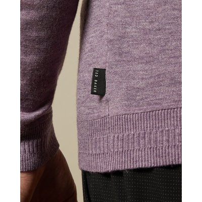 TED BAKER Gestrickter Pullover Mit V-ausschnitt