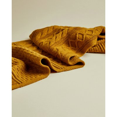 TED BAKER Schal Mit Verschiedenen Strickmustern