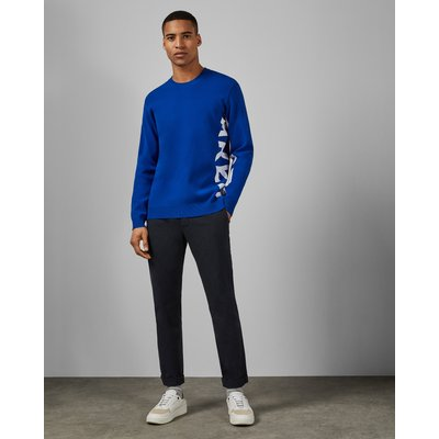 TED BAKER Limited Edition Logo-pullover