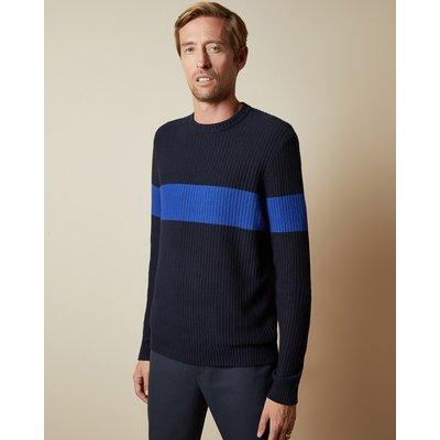 TED BAKER Tall Pullover In Blockfarben