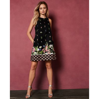 Florence Cotton Shift Dress