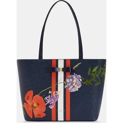 Hedgerow Leather Shopper Bag