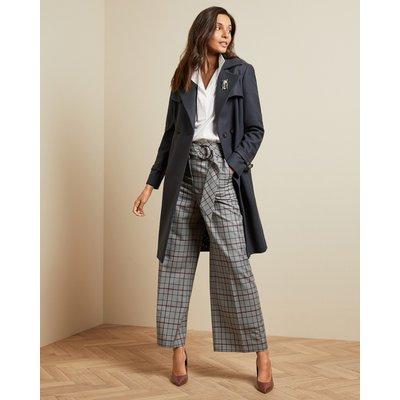 Wool Mac Coat