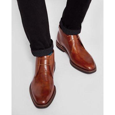 TED BAKER Desert-boots Aus Leder