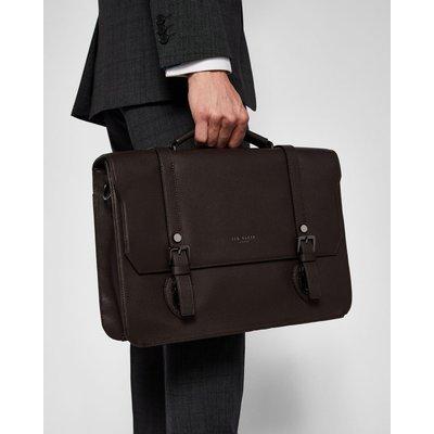 TED BAKER Leder-satchel