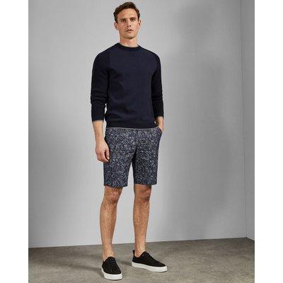 TED BAKER Bedruckte Baumwoll-shorts