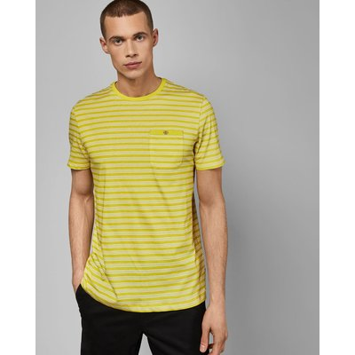 TED BAKER Cotton Striped T-shirt