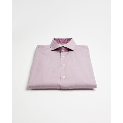 TED BAKER Endurance Cotton Striped Shirt