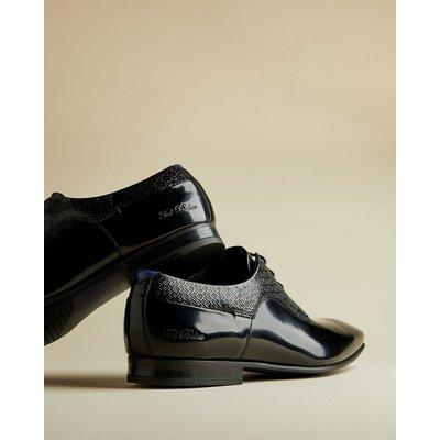 TED BAKER Glänzende Schuhe Aus Leder