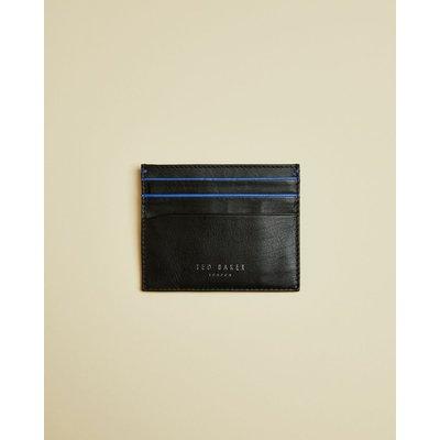 Highlight Detail Leather Cardholder