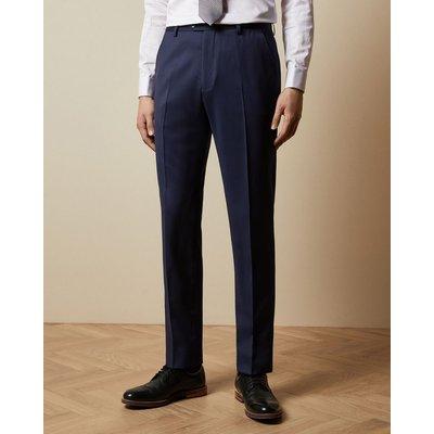 TED BAKER Debonair Anzughose Aus Wolle In Slim-fit | TED BAKER SALE