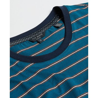 TED BAKER Striped Cotton T-shirt