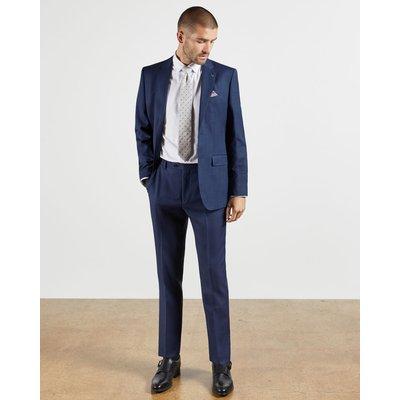 TED BAKER Anzughose Aus Wolle Mit Birdseye-print | TED BAKER SALE