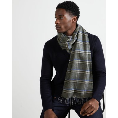 TED BAKER Checked Scarf