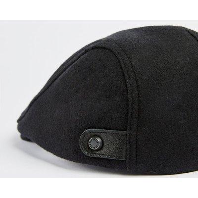 TED BAKER Wool Flat Cap