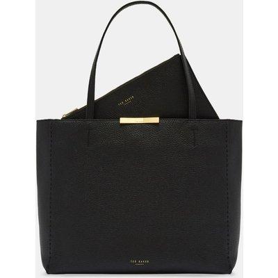Soft Leather Shopper Bag