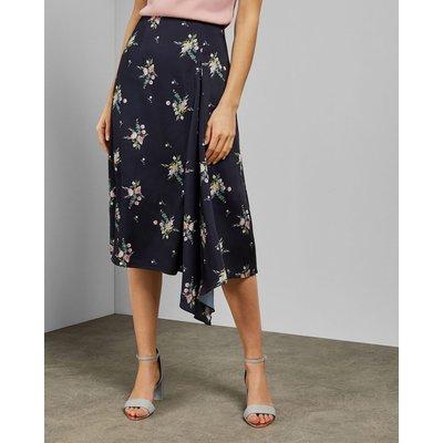 Flourish Asymmetric Skirt
