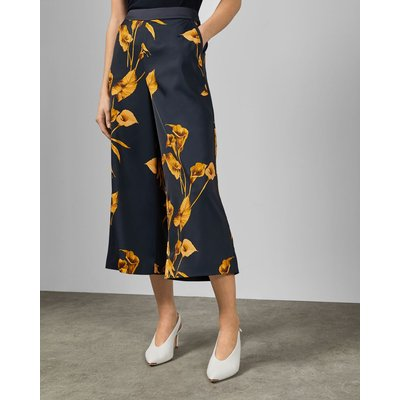 TED BAKER Culottes Mit Fantasia-print