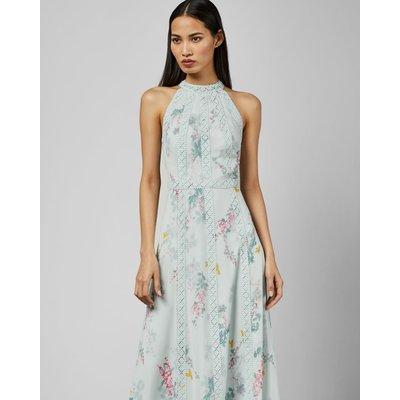 Sorbet Lace Maxi Dress