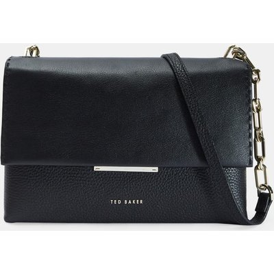 Leather Envelope Cross Body Bag