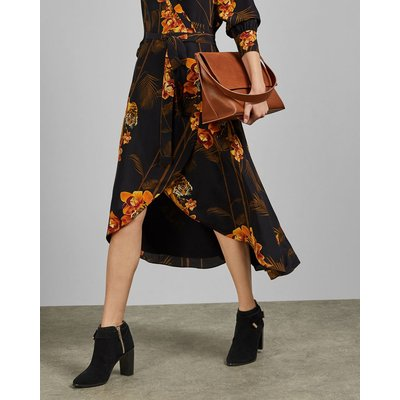 TED BAKER Ankle Boots Mit Schleifendetail