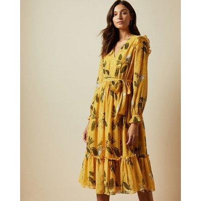 Savanna Long Sleeved Dress