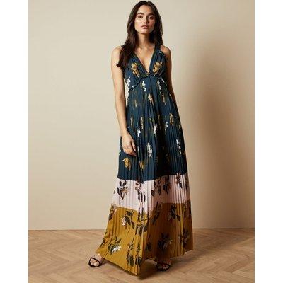 Savanna V Neck Maxi Dress