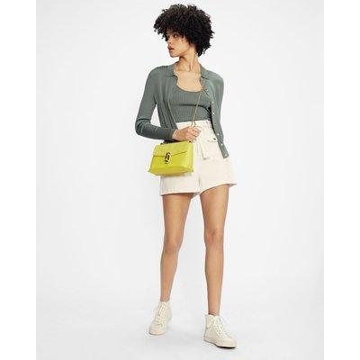 TED BAKER Shorts Mit Pattentaschen Und Gürtel