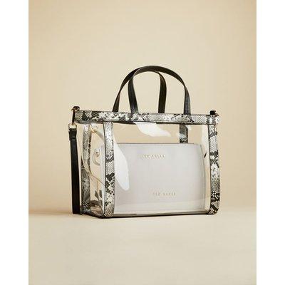 Transparent Tote Bag