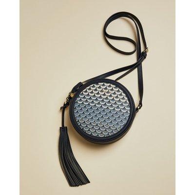 Masquerade Circle Cross Body Bag