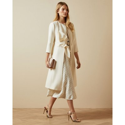 Structured Dress Coat