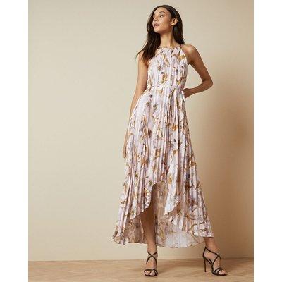 Cabana Pleated Maxi Dress